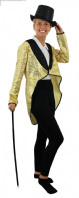 Sequin Tailcoat - Columbia Rocky Horror Show Costume